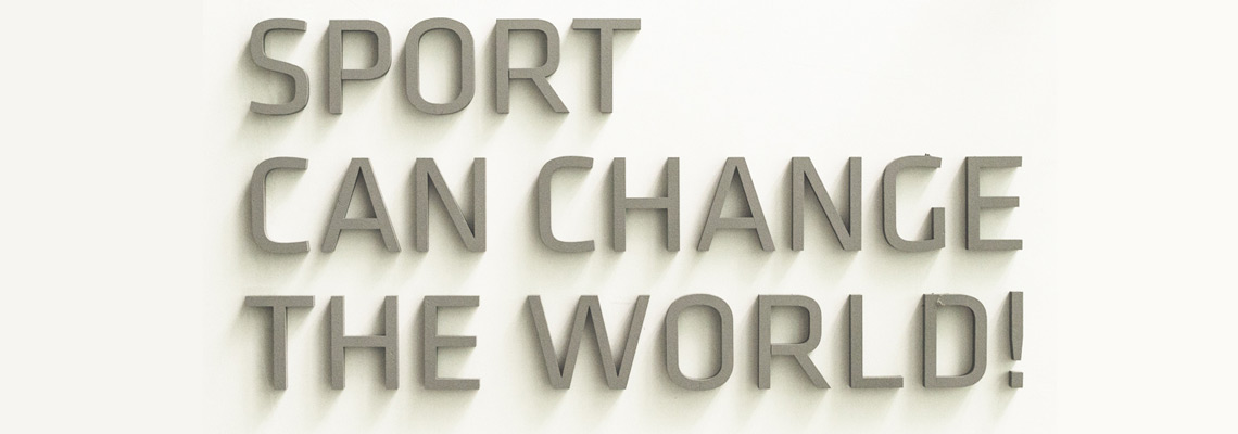 Sport Can Change the World